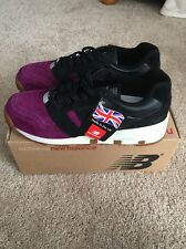 BNIB Sole Box x New Balance M575 Purple Devil US 9 DS Kith Asics Retro RF M1300
