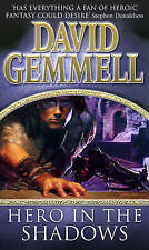 Hero In The Shadows (Waylander), By David Gemmell,in Used but Acceptable conditi