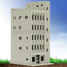 Outland Models Railway Modern 5-Story Commercial Building Unpainted N HO Scale