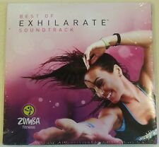 "BEST OF EXHILARATE SOUNDTRACK Zumba Fitness [Digipak] (2 CDs, 2011 - USA) ""NEW"""
