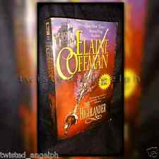 The Highlander by Elaine Coffman [Paperback]