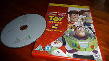 DISNEY/PIXAR : TOY STORY 2 DVD - WOODY/BUZZ - SPECIAL EDITION - FAST/FREE POST.