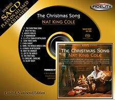 Nat King Cole - The Christmas Song SACD AFZ225