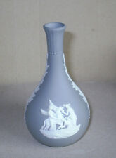 Wedgwood Jasperware Grey Bud Vase