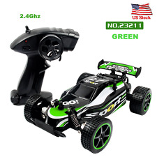 1:20 2.4GHZ 2WD Radio Remote Control Off Road RC RTR Racing Car Truck US Stock