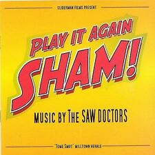 Play it Again Sham! by The Saw Doctors (CD- 2002, Shamtown USA) BRAND NEW SEALED