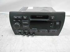 1999 Cadillac Deville Factory radio radio tuner Tape player does not work