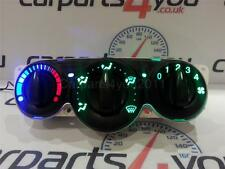 FORD FOCUS MK1 98-05 GREEN LED HEATER CONTROL UNIT (WHITE DOT) + FREE UK POSTAGE