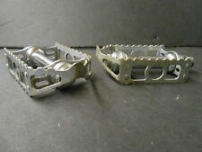"""Vintage Raleigh Clubman Pedals 1950s also suit other Lightweights 9/16"""" MC2"""