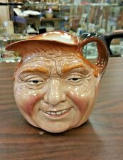 "ROYAL DOULTON ""JOHN BARLEYCORN"" LARGE TOBY JUG D5327 - FANTASTIC LTD. EDITION"