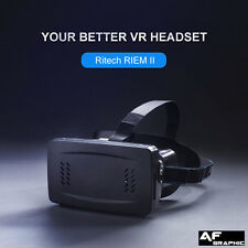 A26u Virtual Reality VR Headset 3D IMAX Video Glasses for Samsung Galaxy S7 Edge
