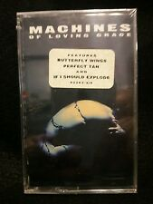"NEW 1993 MACHINES OF LOVING GRACE ""CONCENTRATION"" CASSETTE TAPE MAMMOTH RECORDS"