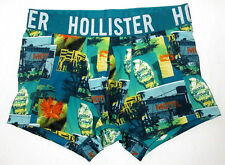 MENS HOLLISTER CLASSIC TRUNK BOXER BRIEF SIZE L (33/34)
