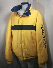 2XL  Nautica Down Filled Reversible Puffer Jacket