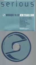 CD-MUSIQUE VS U2 NEW YEARS DUB--PROMO