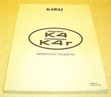Kawai K4 Manual