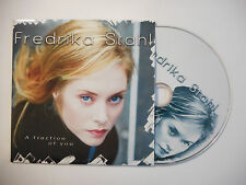 FREDRIKA STAHL : A FRACTION OF YOU ♦ CD SINGLE PORT GRATUIT ♦