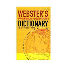 Special Back to School Webster's Spanish/English + Eng/Span Paperback Dictionary