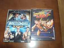 WWE DVD 2011 PPV LOT- 2 PPV's- Free Shipping! Great Deal!