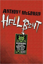 Hellbent, New, McGowan, Anthony Book
