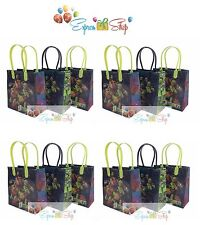 12PC TEENAGE MUTANT NINJA TURTLES GOODY PARTY FAVOR LOOT GIFT BAGS