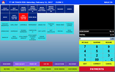 T3 TOUCH EPOS SOFTWARE For RETAIL-RESTAURANT,TAKEAWAY-CAFE-VAT invoice supplied