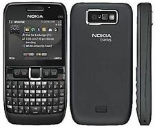Nokia E63 QWERTY Keypad-Black-Imported