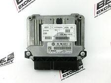 original VW Sharan 7N 2.0 TDI CFGB Motorsteuergerät ECU 03L907309Q 03L906018G