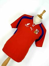 CZECH REPUBLIC 2000 2002 PUMA HOME FOOTBALL SHIRT SOCCER JERSEY TRIKOT KIT L