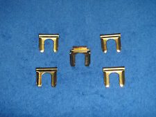 Ford Truck Bronco Brake Hose Retaining Clip Set- New - 5 Pieces