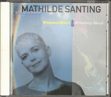 MATHILDE SANTING sings RANDY NEWMAN Texas Girl & Pretty Boy CD 14 track 1993