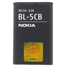 New 800mAh BL-5CB Battery for Nokia 100 101 103 105 109 111 113 1000 1280