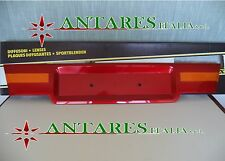 CATARIFRANGENTE DIFFUSORI POSTERIORE FORD FIESTA ROSSO+ARANCIONE SACEX 36.07.000