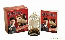 Harry Potter Hedwig Owl Kit and Sticker Book New Paperback Free UK Post