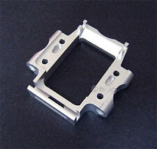 Alloy Rear Lower Arm Mount Bulk For HPI Nitro RS4 3 III