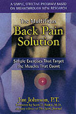 The Multifidus Back Pain Solution: Simple Exercises That Target the Muscles...