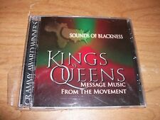 Sound Of Blackness Kings & Queens Message Music From The Movement (CD 2007) NEW