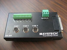 Systech VIK-830 Camera Interface Unit