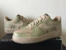 Nike Air Force 1 Low '07 LV8 Reflective 3M Desert Camo 718152-204 Sz 10.5