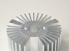 5pcs 3W Watt LED Aluminium Heatsink Round