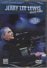 Jerry Lee Lewis Killer Piano Rock N Roll matriculación aprender a jugar Dvd