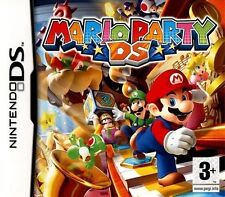 Nintendo Mario Party DS Game Card Working with DS, DS Lite, DSi, 3DS