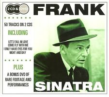 FRANK SINATRA 2 CD'S & DVD INCLUDING COME FLY WITH ME, NIGHT AND DAY & MORE