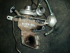 Honda Accord breaking for spares parts turbo unit
