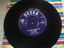 Dave Berry - One Heart Between Two/You're Gonna Need Somebody VG+/-