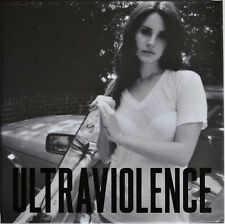 Lana Del Rey 'Ultraviolence' Ltd Vinyl Picture Disc 2LP Deluxe CD + Prints NEW
