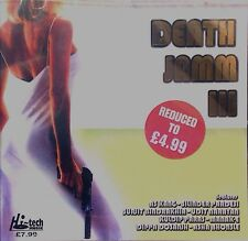DEATH JAMM - BALWINDER SAFRI - NEW BHANGRA CD - FREE UK POST
