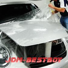 "12""x60"" Clear Bra Paint Protection Film Vinyl Wrap (Invisable Scratch Shield)"