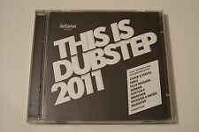 THIS IS DUBSTEP 2011 2-CD (GETDARKER) Flux Pavillion Skream Nero Doctor P Cyrus