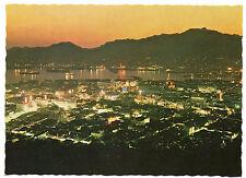 JAPAN = RP, NAGASAKI by night. c.1980. Unused.
